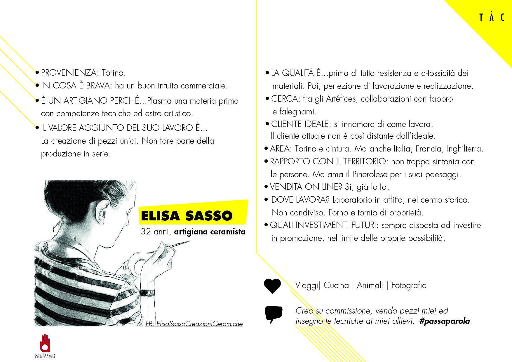 ELISA SASSO